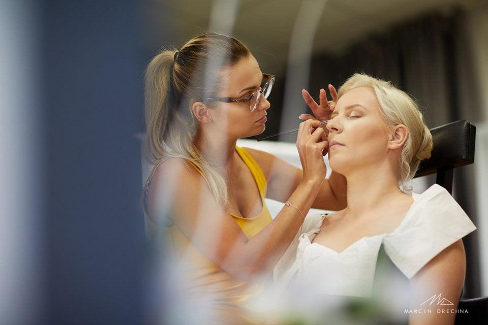 Monika Kańka Make-up Artist łódź