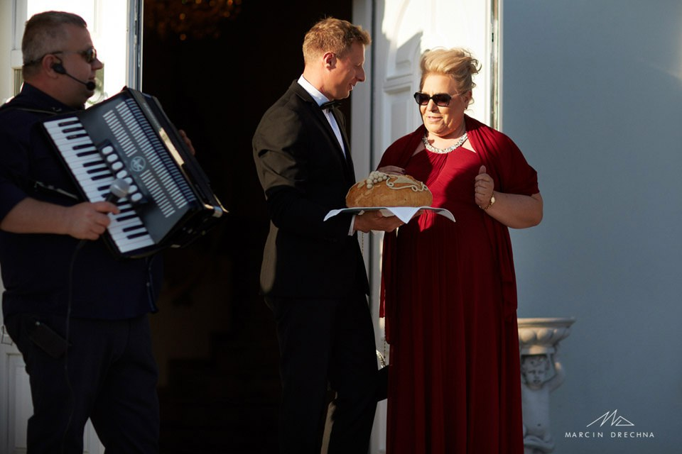 biały pałac niesięcin menu wesele