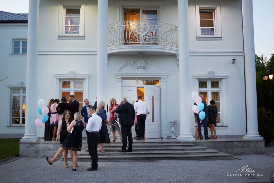biały pałac fotograf na wesele