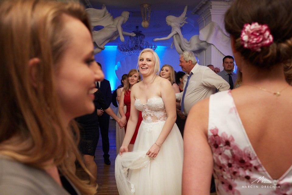 biały pałac niesięcin fotograf ślubny