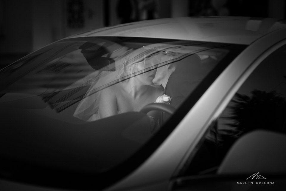 fotografia ślubna biały pałac niesięcin