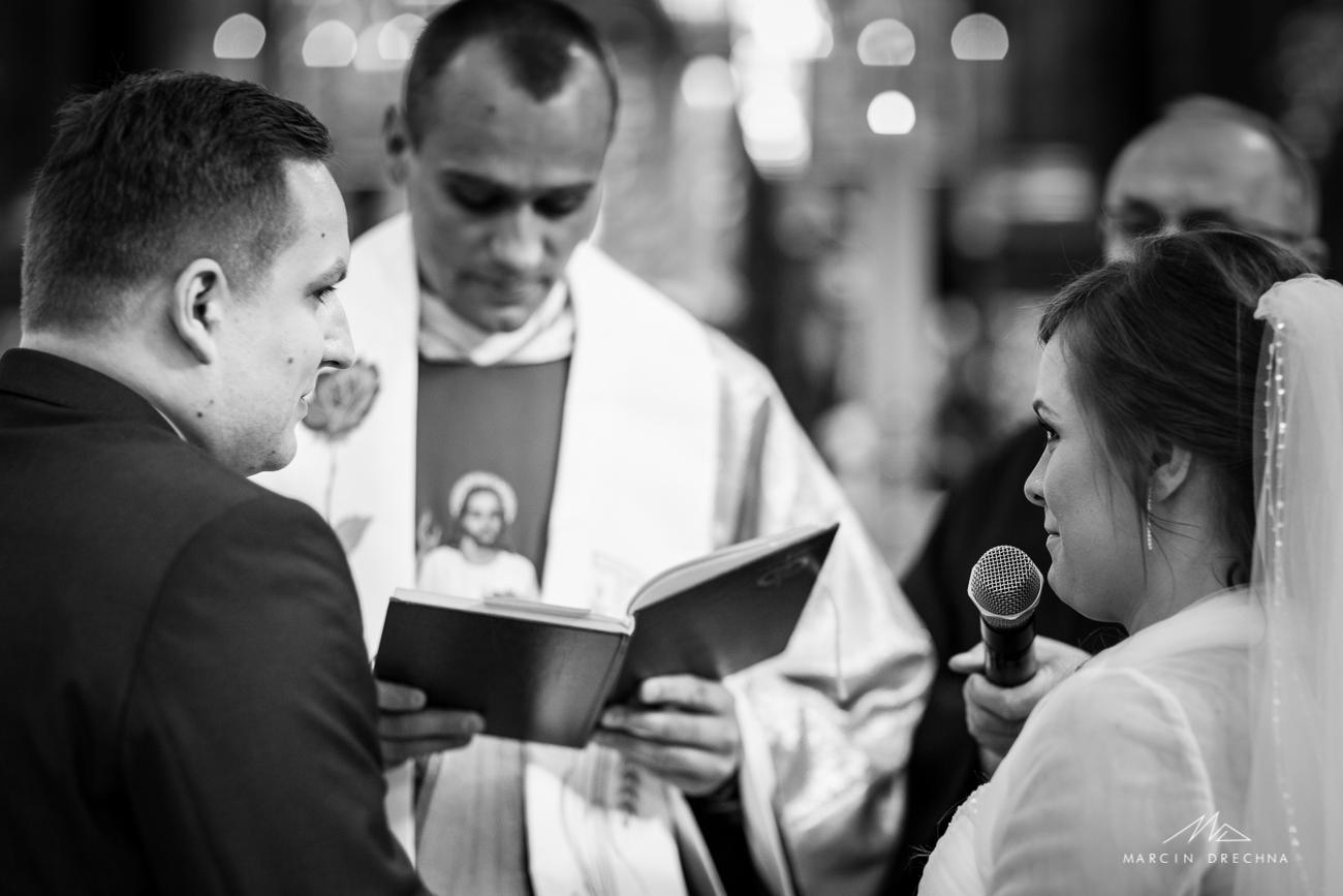 ślub w kościele w smardzewicach