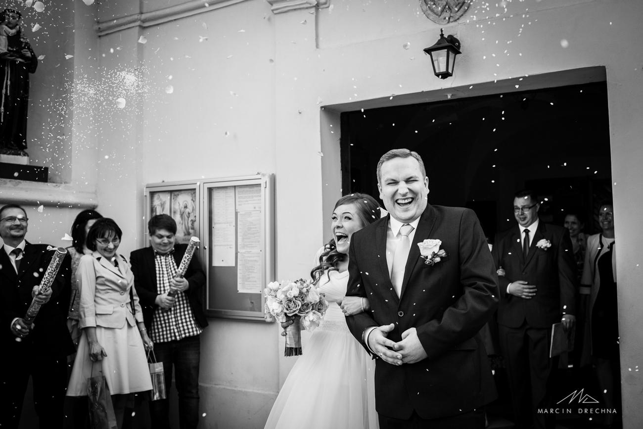 smardzewice kościół ślub
