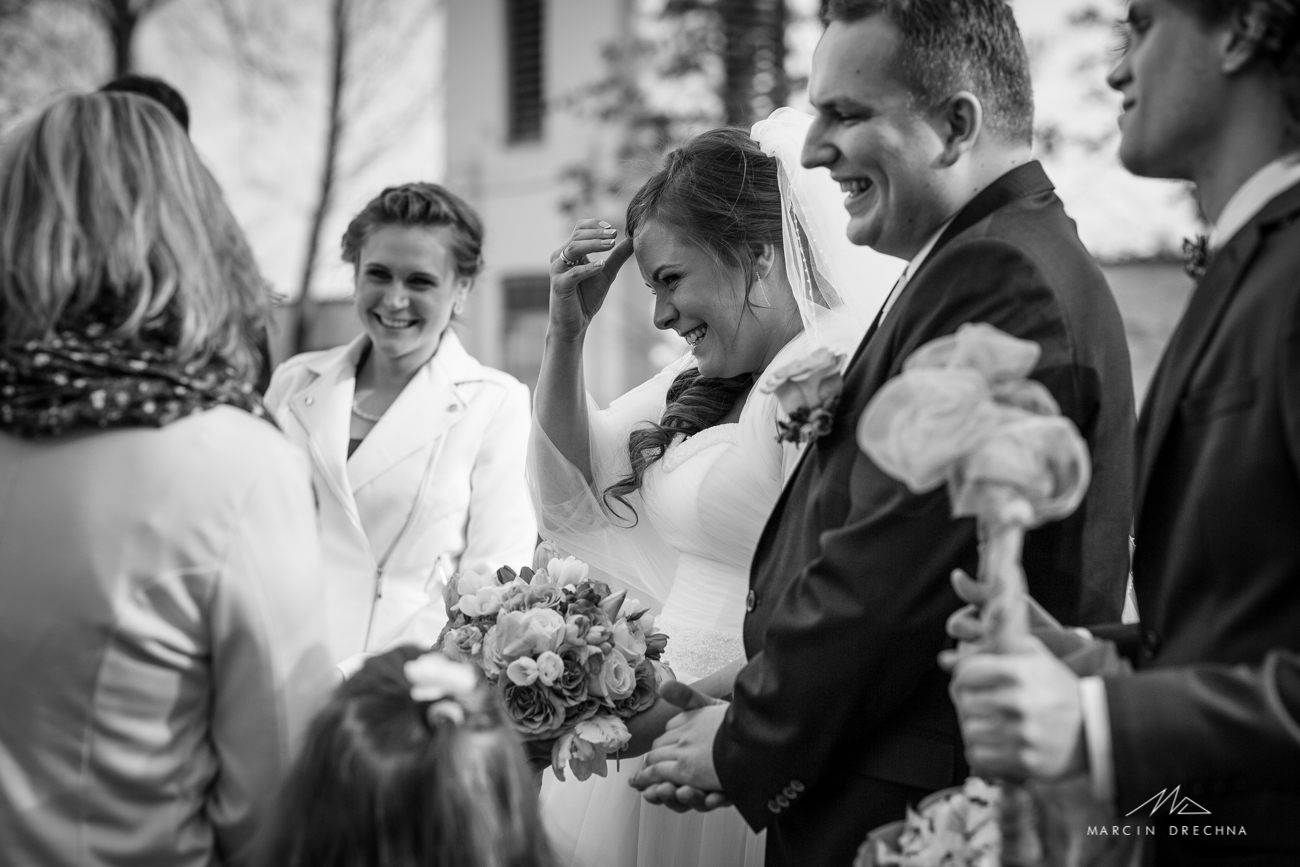 zdjęcia ślubne kościół smardzewice