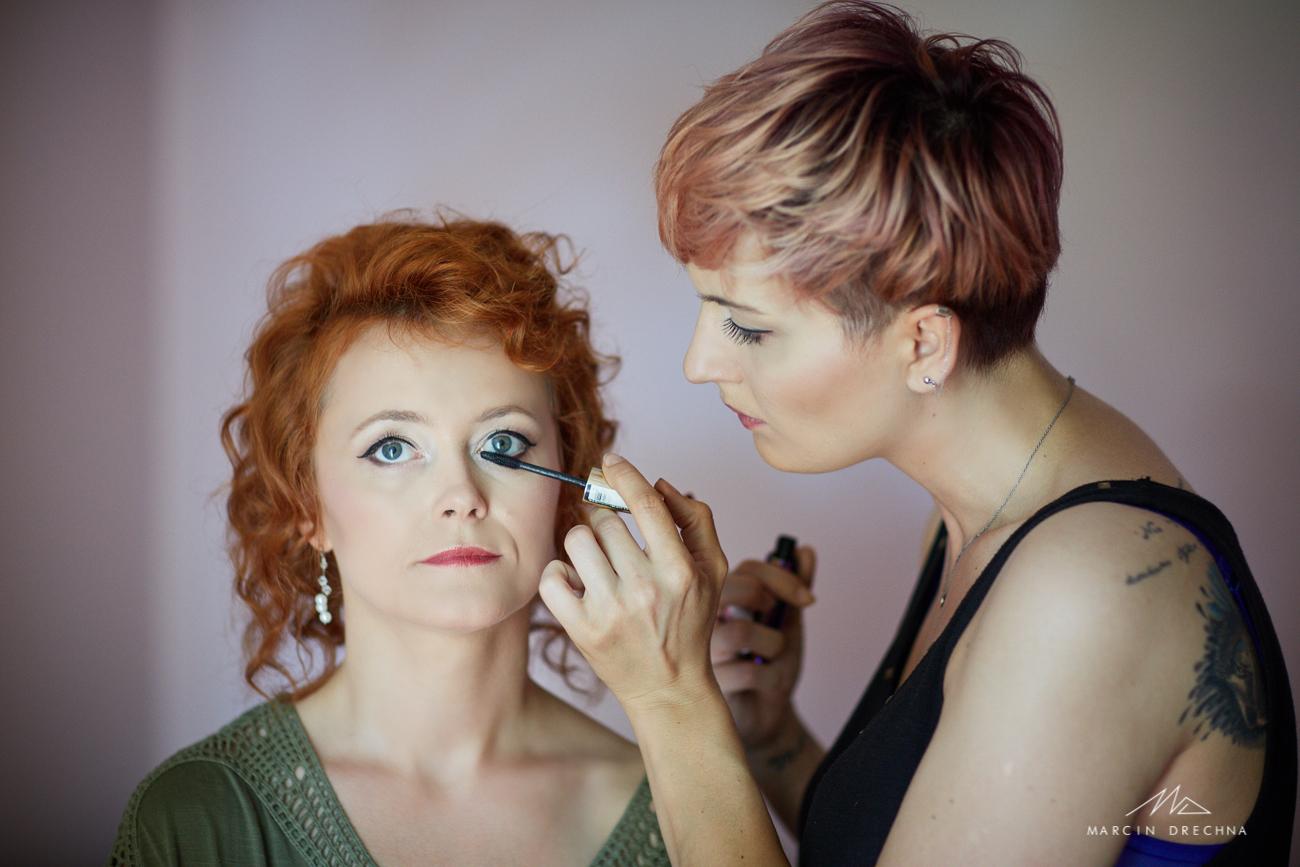 makijaż ślubny bełchatów