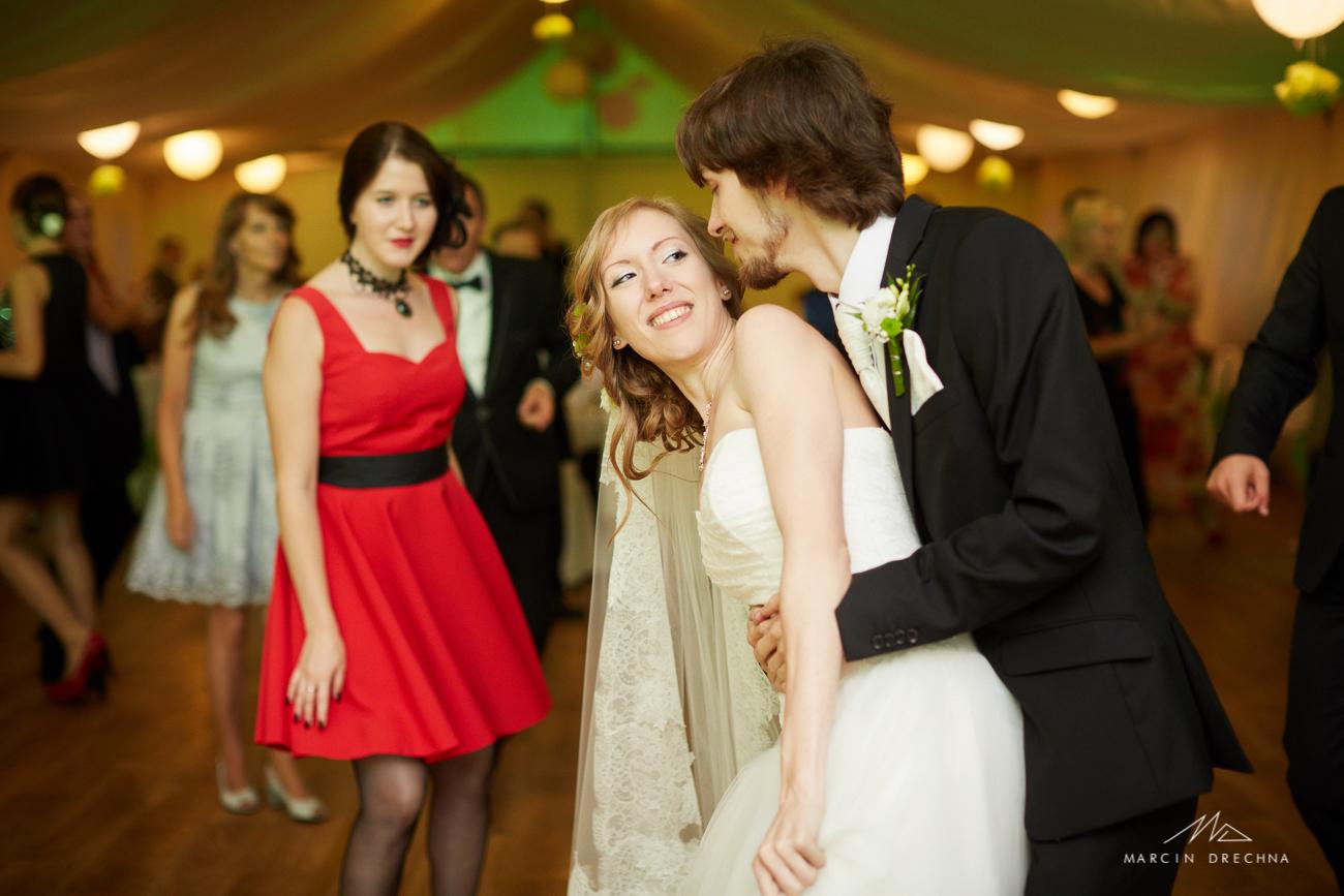 zdjęcia z wesela w hotelu podklasztorze