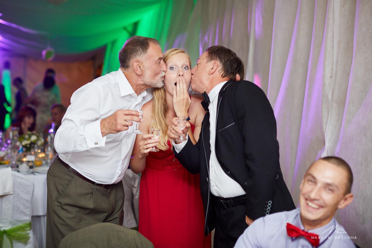 impreza weselna zdjęcia ślubne