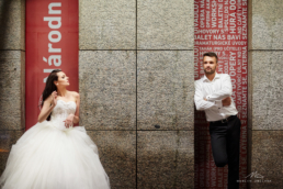 sesja ślubna w pradze