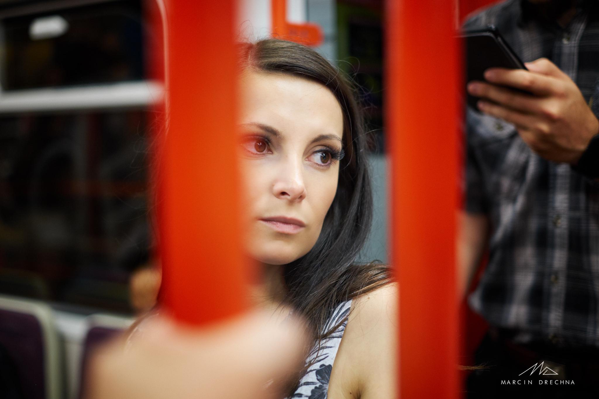 zdjęcia w metro w pradze