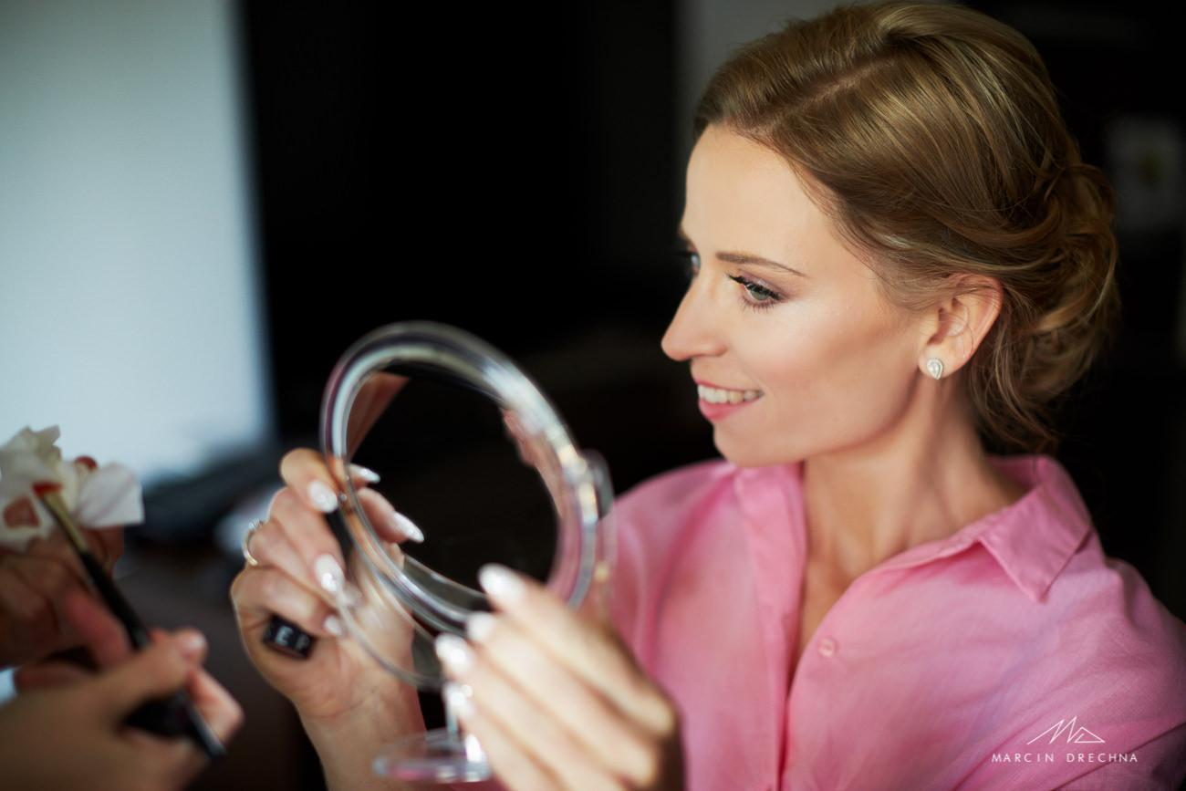 makeup ślubny dąbrowa górnicza