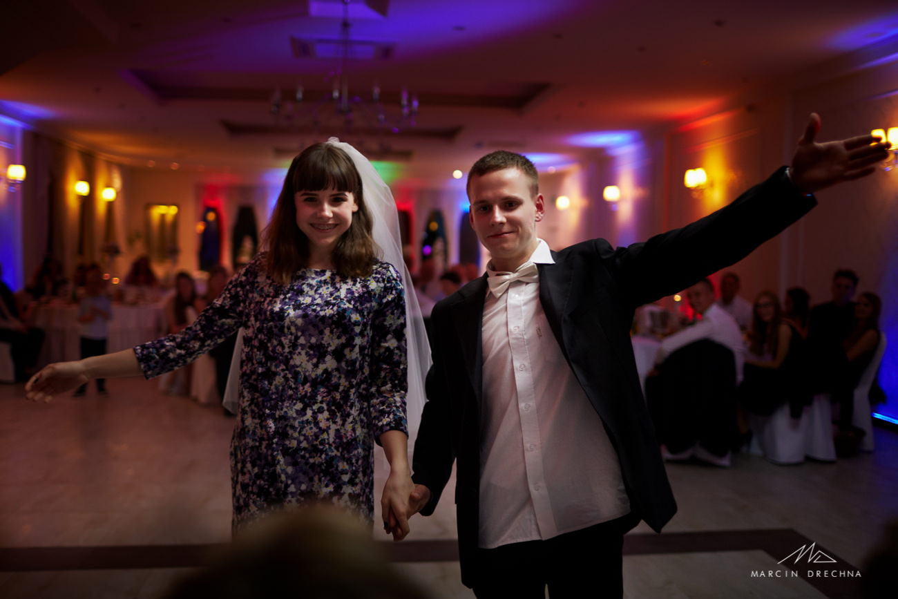 dąbrowa górnicza fotograf ślubny