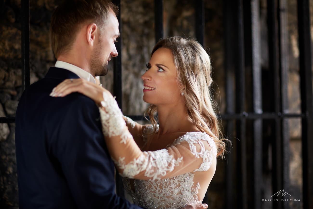 zdjęcia ślubne zamek ogrodzieniec