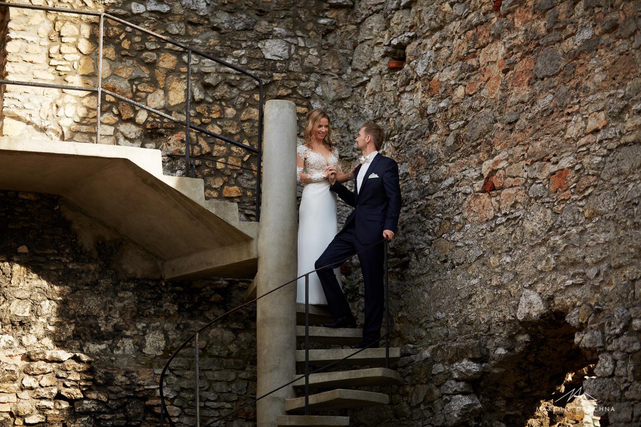 sesja ślubna zamek ogrodzieniec