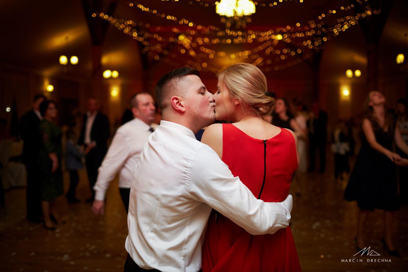 wrzosowa kamieńsk wesele