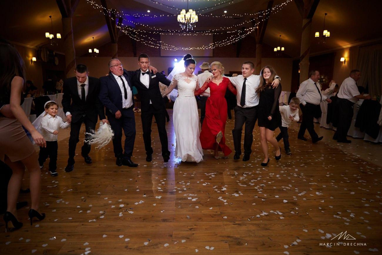 wrzosowa kamieńsk wesele opinie