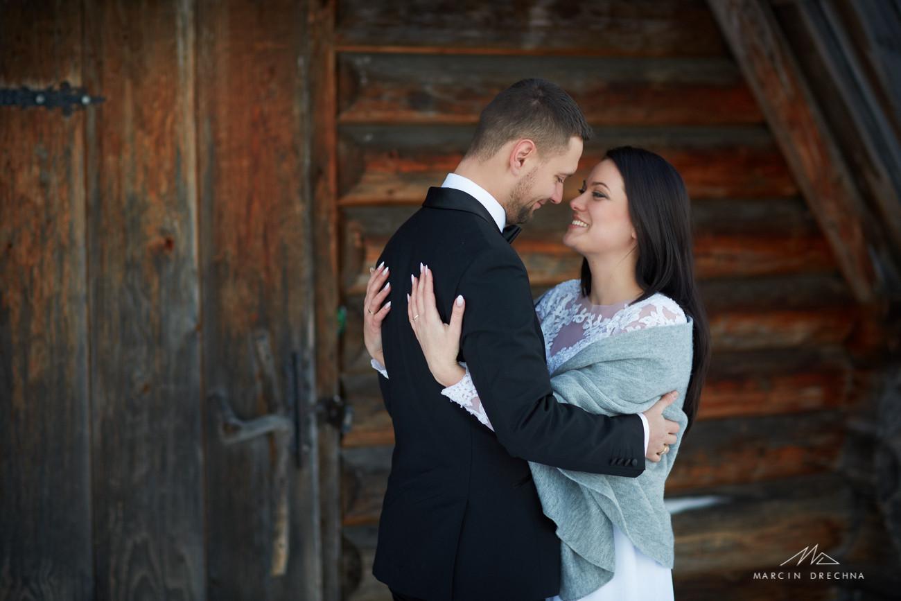 bacówka zakopane zdjęcia ślubne