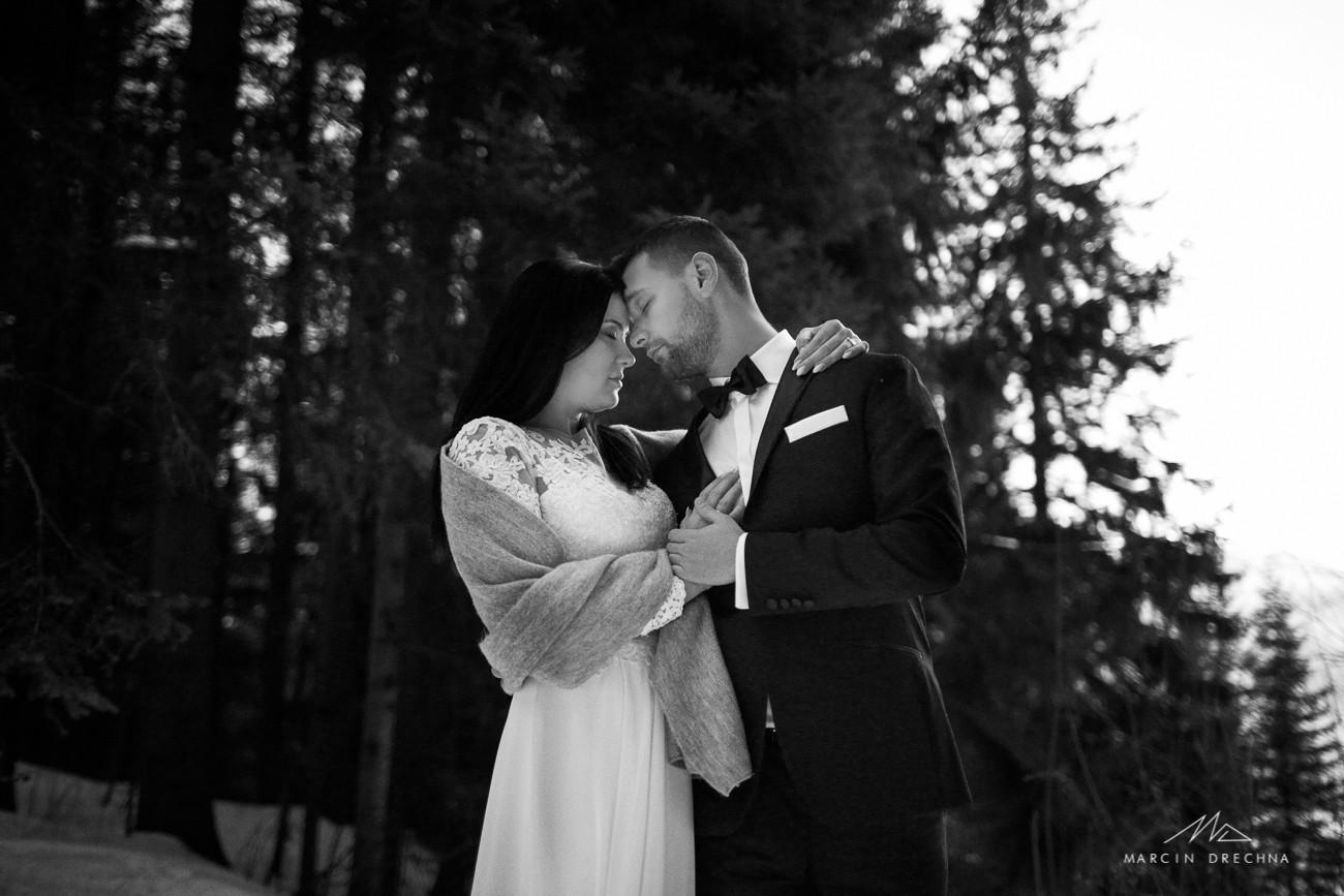 zakopane fotograf ślubny
