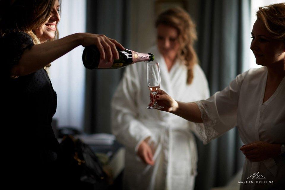 szampan bristol warszawa