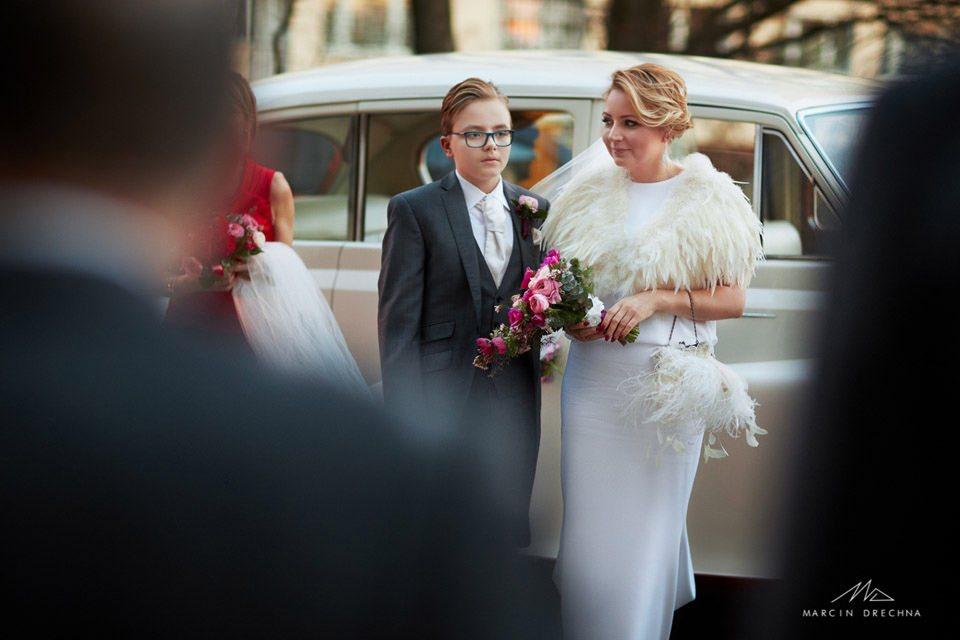 rolls royce do ślubu bristol warszawa