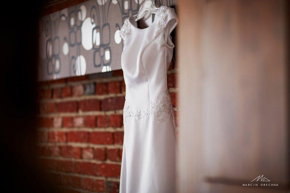 suknia ślubna wolbórz
