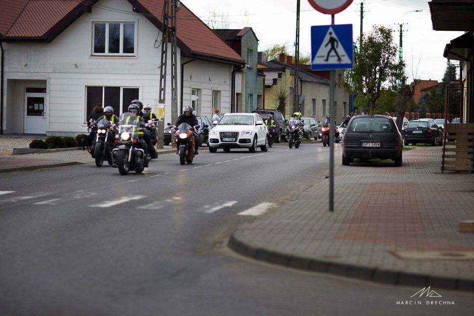 grupa motocyklowa wolbórz