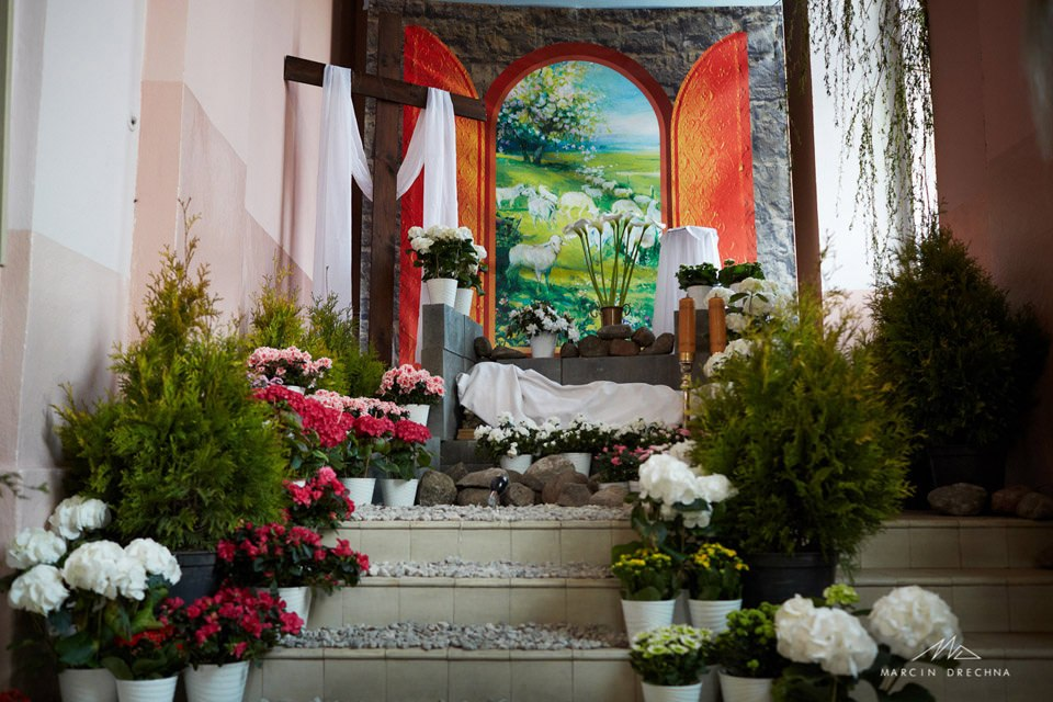 kościół w wolborzu