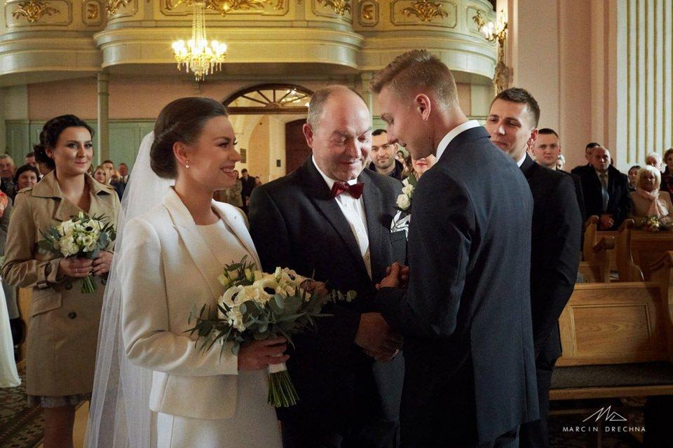 ślub w kościele w wolborzu