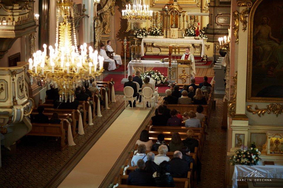 wolbórz kościół