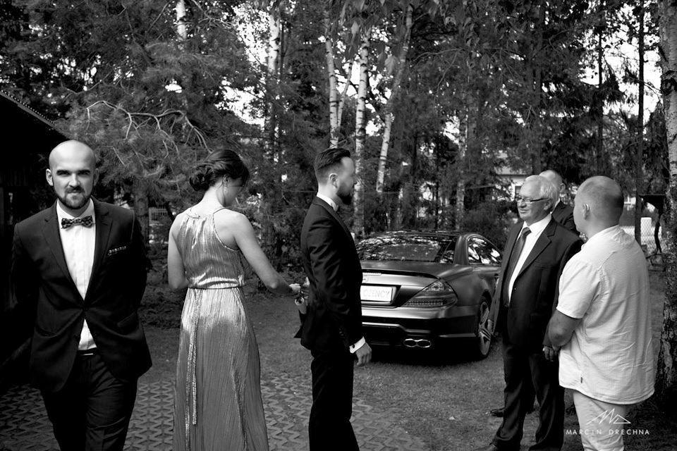 wesele rustykalne zdjęcia ślubne