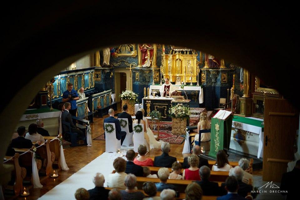 kościół panien dominikanek piotrków zdjęcia ślubne