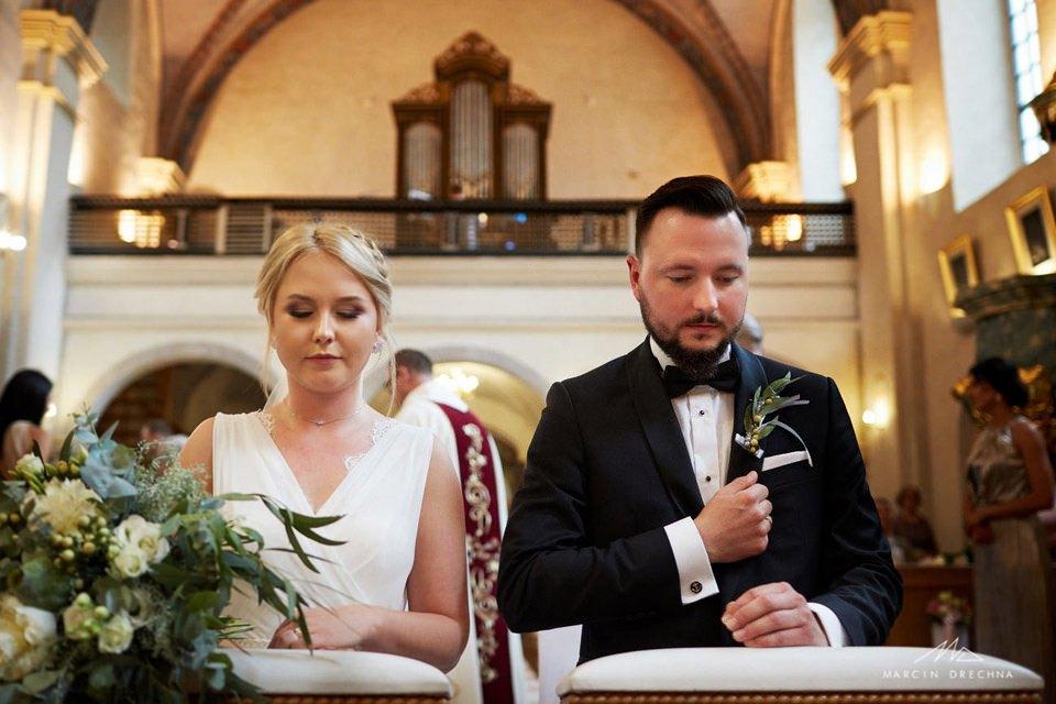 ślub w kościele panien dominikanek piotrków