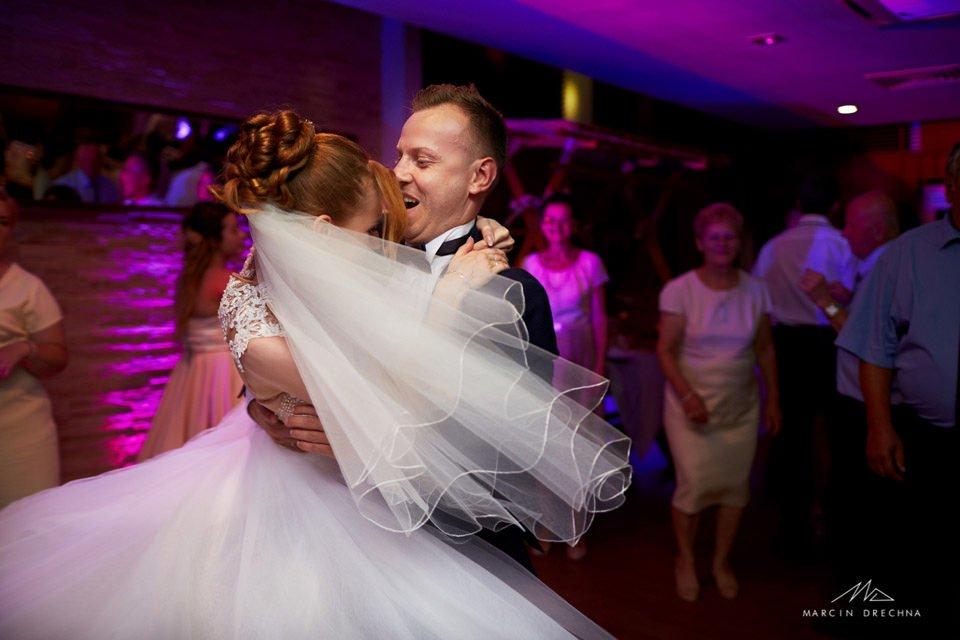zdjęcia ślubne centrum molo smardzewice