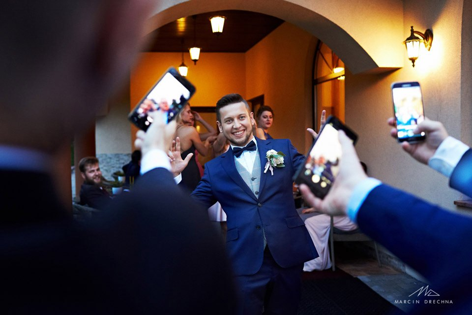 atena piotrków wesele