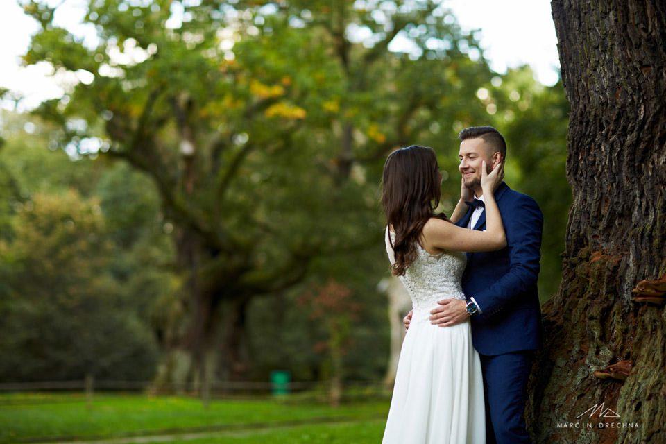 rogalinek zdjęcia ślubne