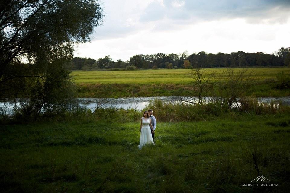 fotografia ślubna rogalinek