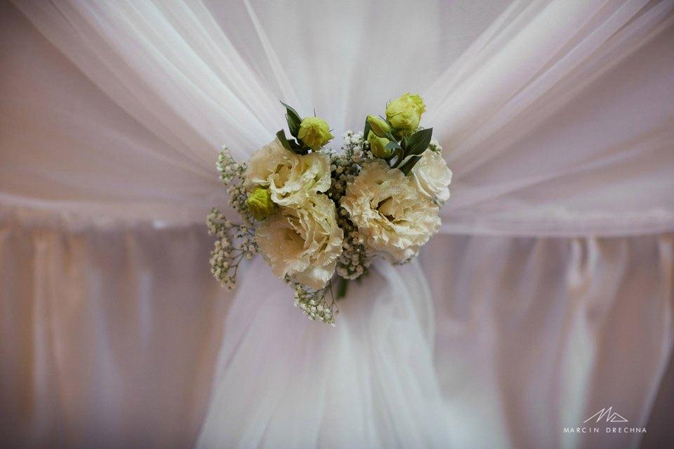 dekoracja ślubna piotrków trybunalski