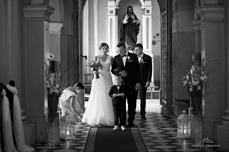 kościół farny piotrków ślub