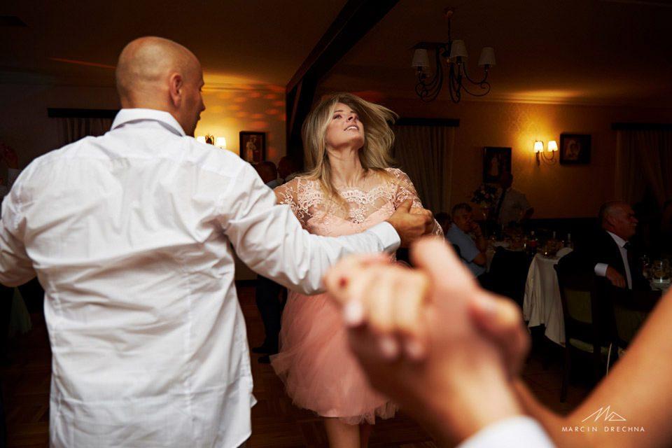 wesele w dworku pod dębami w piotrkowie
