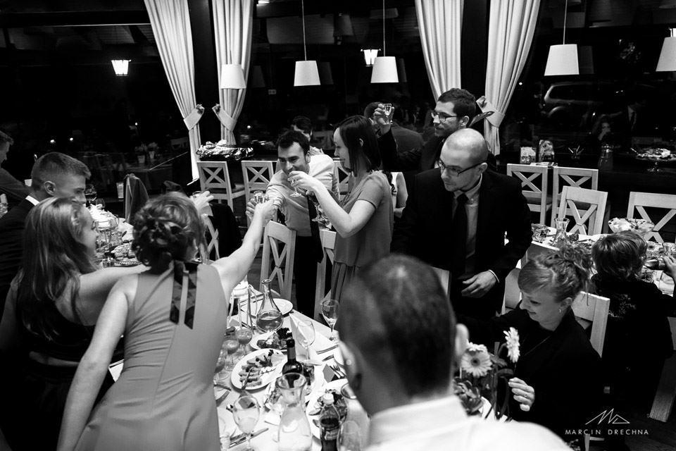 wesele w restauracji rancho w centrum zbyszko