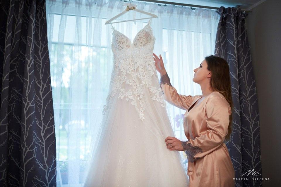 suknia ślubna łódź