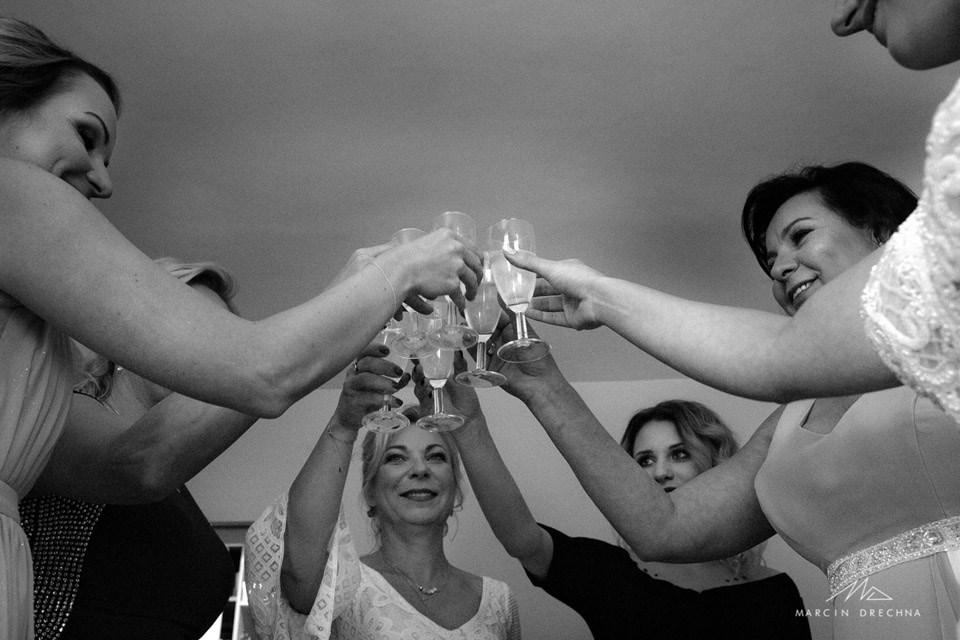 szampan ślubny łódź