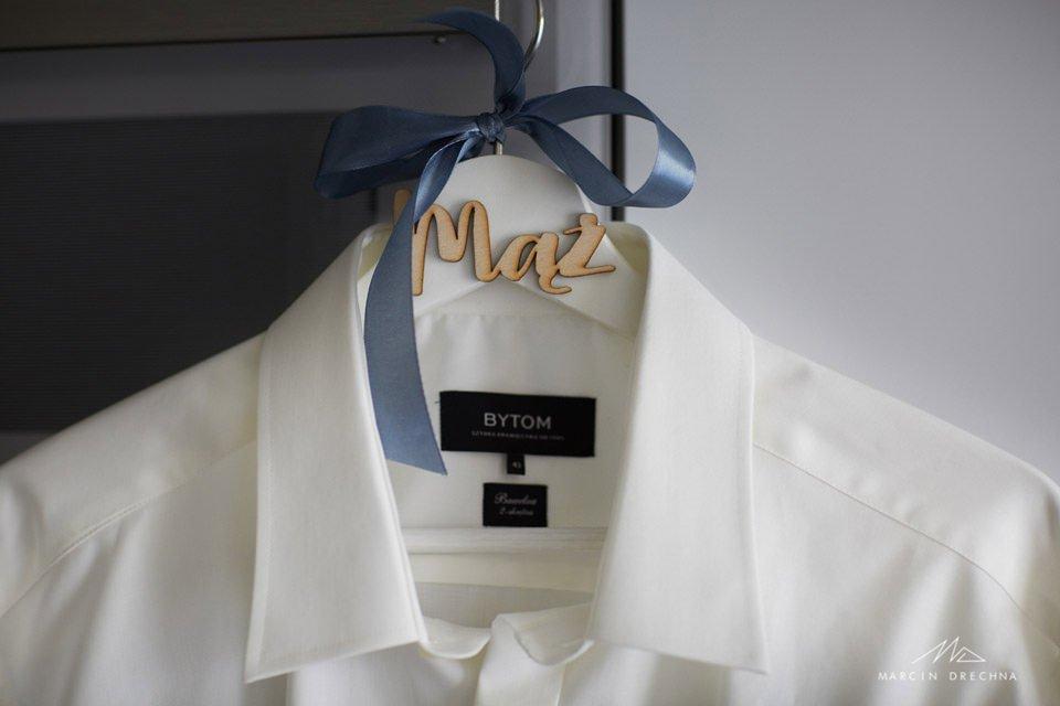 koszula do ślubu łódź