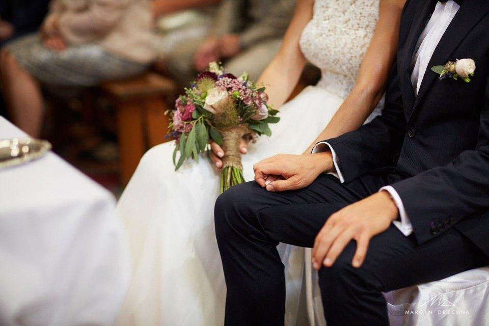 ślub kościół na podklasztorzu