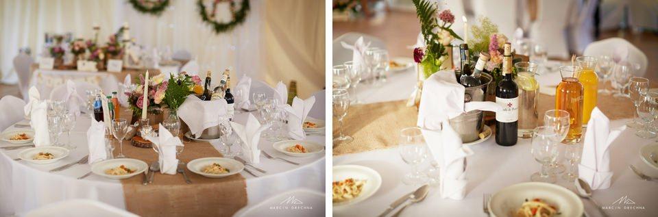 hotel podklasztorze wesele menu