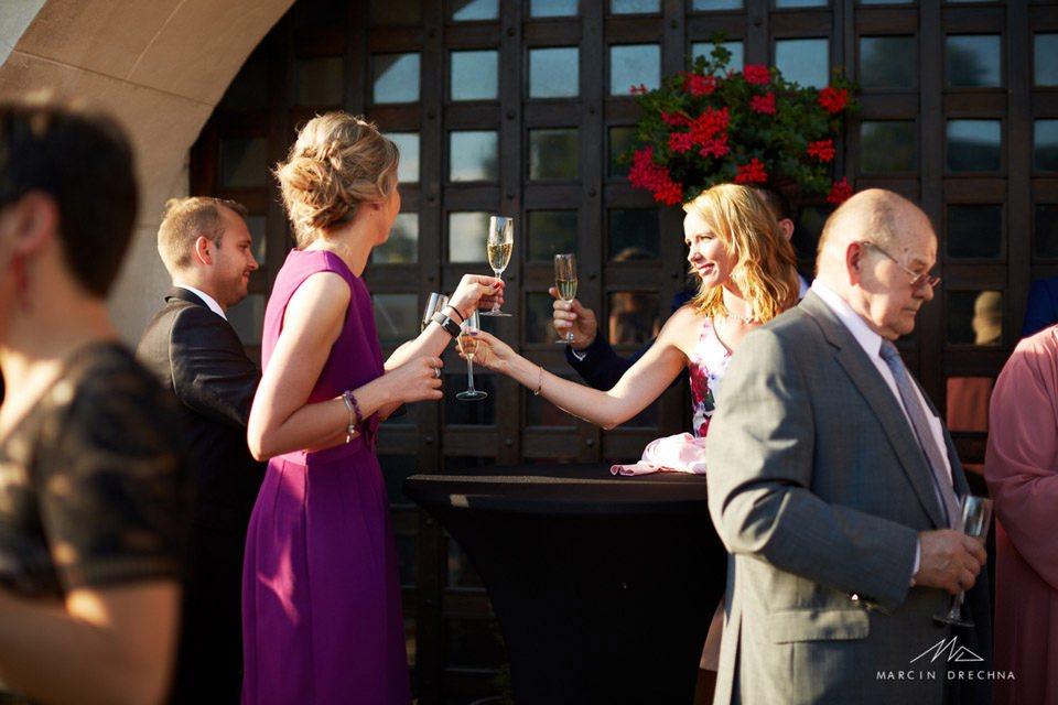 szampan hotel podklasztorze