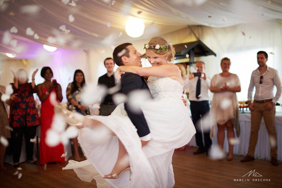 hotel podklasztorze pierwszy taniec