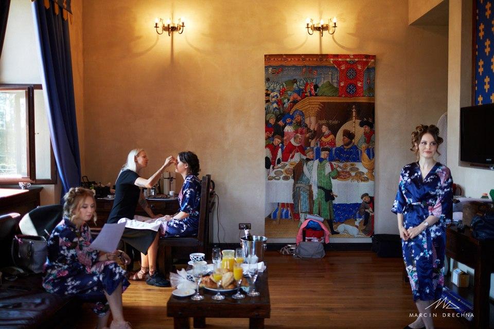 apartament małżeński zamek uniejów