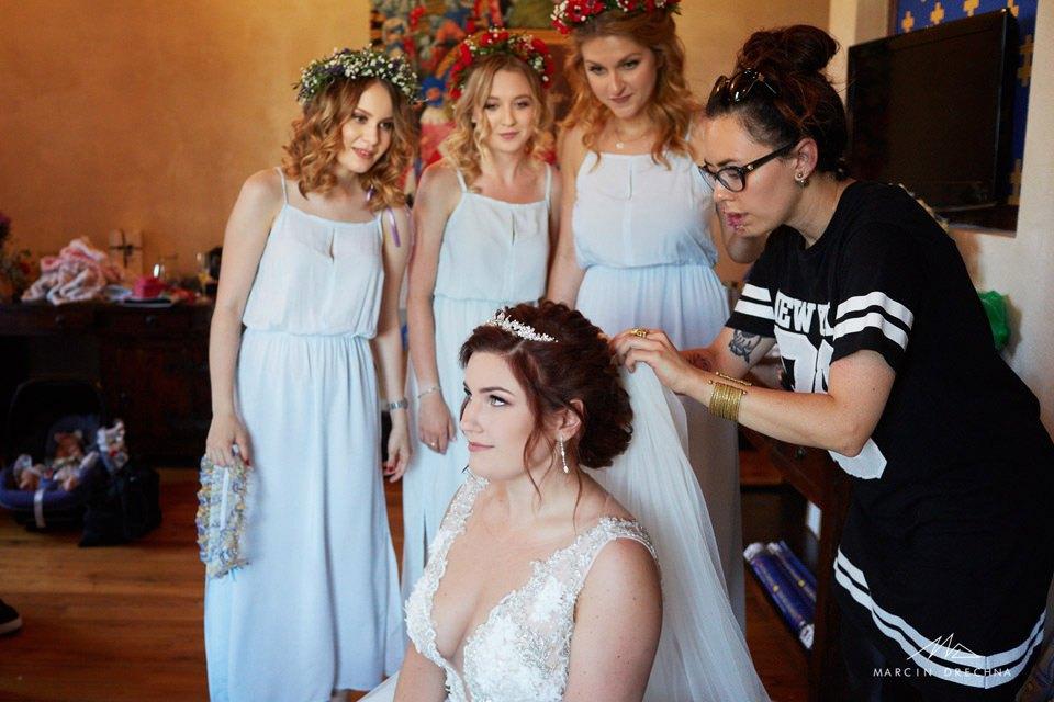 reportaż ślubny uniejów