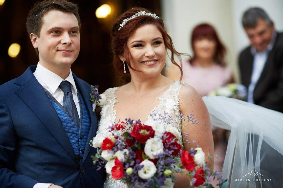 zamek w uniejowie fotograf na weselu