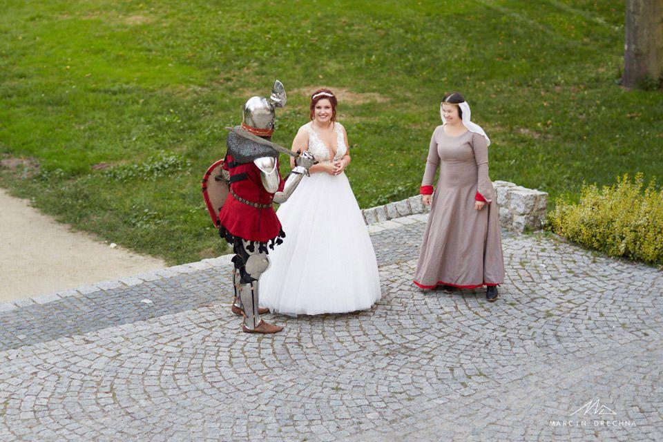 pokaz rycerski zamek uniejów